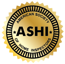 American Society of Home Inspectors (ASHI) Member #261863